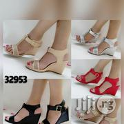 Ankle Strap Wedge Sandal | Shoes for sale in Lagos State, Ikoyi