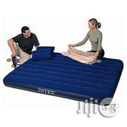 Double Size Airbed With Pump and Pillows - 2 Persons | Furniture for sale in Abuja (FCT) State, Central Business District