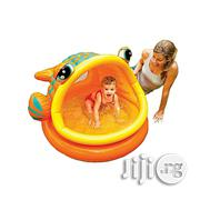 Intex Lazy Fish Shade Baby Pool | Toys for sale in Abuja (FCT) State, Central Business District
