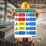 Safety Sign | Safety Equipment for sale in Lagos State, Mushin