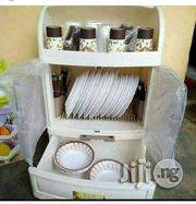 Rovega 3 Step Plate Rack | Kitchen & Dining for sale in Lagos State, Lagos Mainland