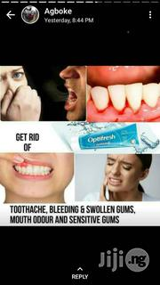 Optifresh Crystal Toothpaste   Bath & Body for sale in Lagos State, Yaba