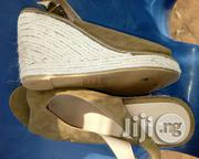 Fairly Used Wedge | Shoes for sale in Lagos State, Ikorodu
