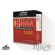 Burn Slim: Natural Weight Loss Tablets | Vitamins & Supplements for sale in Abuja (FCT) State, Wuse