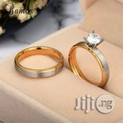 Gold Plated Couple Wedding Ring | Wedding Wear for sale in Ogun State, Abeokuta North