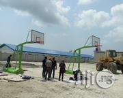 Olympic Basketball Stand | Sports Equipment for sale in Rivers State, Eleme
