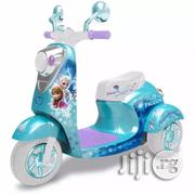 Disney Frozen 3 Wheel Scooter 6V Battery Powered Ride-On | Toys for sale in Lagos State, Lagos Mainland