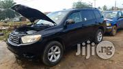 Toyota Highlander 2008 Black | Cars for sale in Oyo State, Ibadan