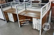 Quality 4 Seater Office Workstation Table | Furniture for sale in Lagos State, Ikeja