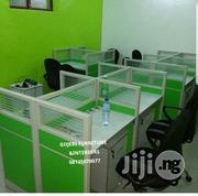 Generic Office 4 Seater Workstation Table | Furniture for sale in Lagos State, Ikeja