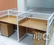 Executive 4 Seater Office Workstation Table | Furniture for sale in Lagos State, Lekki Phase 1