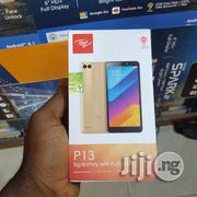 New Itel P13 Plus 8 GB Black | Mobile Phones for sale in Lagos State, Alimosho