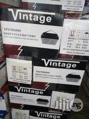 Vintage Battery 100ah/12v | Electrical Equipment for sale in Lagos State, Ojo