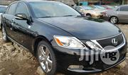 Tokunbo Lexus GS350 2011 Black | Cars for sale in Lagos State, Victoria Island