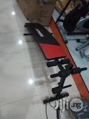 Situp Bench With Push Up Bar | Sports Equipment for sale in Rivers State, Ikwerre