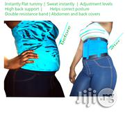 Waist Trainer Flat Tummy Body Shapper Figure 8 Sweat Belt - Unisex | Clothing Accessories for sale in Lagos State, Lagos Mainland