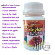 Deluxe Organics Ceylon Cinnamon Powder - 50g   Meals & Drinks for sale in Lagos State