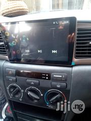 Android System For Corolla 2003/2004with Reverse Camera | Vehicle Parts & Accessories for sale in Lagos State, Ojo