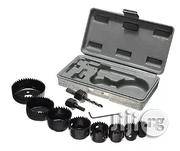 11 Pieces Hole Saw Kit Wood Metal Cutting Drill | Electrical Tools for sale in Lagos State, Lagos Island