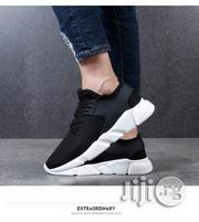 Men 2018 New Arrival Mesh Breathable Spring/Autumn Casual Shoes -Black | Shoes for sale in Lagos State, Lagos Mainland