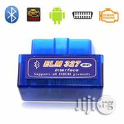 Elm 327 V1.5 Bluetooth Vehicle Diagnostic Scanner | Vehicle Parts & Accessories for sale in Lagos State, Lagos Mainland