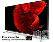 Syinix 65 Inches 4K Smart Tv | TV & DVD Equipment for sale in Cross River State, Calabar