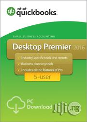 Quickbooks Premier 2016 Software (5 Users) Permanent License | Software for sale in Lagos State, Ikeja