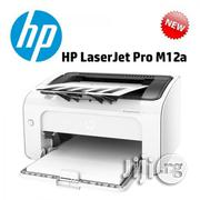 HP Fastest Laserjet M12a Black White Printer   Printers & Scanners for sale in Lagos State, Ikeja