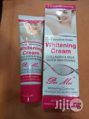 Quick Whitening Cream for Sensitive Areas, Collagen and Milk | Skin Care for sale in Lagos State, Badagry