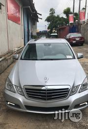 Tokunbo Mercedes Benz E350 2010 Silver For Sale | Cars for sale in Lagos State, Surulere