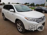Toyota Highlander 2012 Limited White | Cars for sale in Lagos State, Ikeja