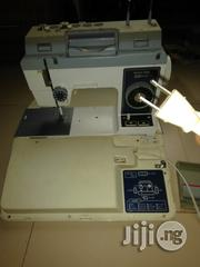 Sewing Machine With Button Holer Attachment. | Manufacturing Equipment for sale in Oyo State, Egbeda