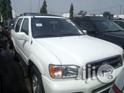 Nissan Pathfinder Automatic 2001 White | Cars for sale in Oyo State, Ibadan North East