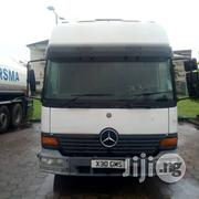 Mercedes Truck 2005 White | Trucks & Trailers for sale in Lagos State, Ikeja