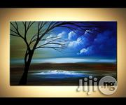 Tree Sunset Paintings | Arts & Crafts for sale in Abuja (FCT) State, Asokoro
