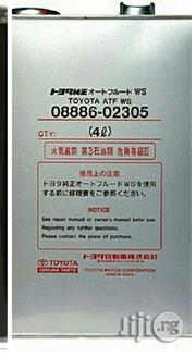 Automatic Transmission Fluid Toyota&Lexus WS | Vehicle Parts & Accessories for sale in Lagos State, Mushin