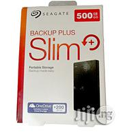 Seagate 500gb Backup Plus External Hard Drive | Computer Hardware for sale in Abuja (FCT) State, Central Business District
