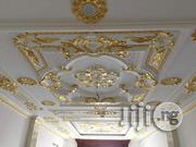 3D World .Gold Plating.(P.O.P) ,Walls,Decorative Items,E.T.C | Building & Trades Services for sale in Lagos State, Ikeja