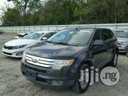 Clean Tokunbo Ford Edge 2007 Black | Cars for sale in Lagos State, Ikeja