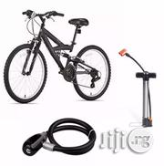 Happy Hats Hitman Adults Sports Bicycle + Hand Pump + Steel Wire Rope | Sports Equipment for sale in Lagos State, Lagos Island