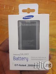 Samsung Galaxy Battery Gt-note 4, 3000mah | Accessories for Mobile Phones & Tablets for sale in Lagos State, Ikeja