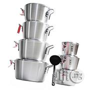Sumo 15 Piece Aluminium Slanted Cookware Set | Kitchen & Dining for sale in Abuja (FCT) State, Central Business District
