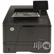 HP Single in Black and White Laser Jet Printer Pro400m401 | Printers & Scanners for sale in Lagos State, Ikeja