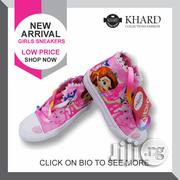Quality High Top Girls Sneakers | Children's Shoes for sale in Lagos State, Victoria Island