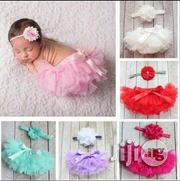 Tutu Skirt And Headband Photography Props   Children's Clothing for sale in Lagos State, Lagos Mainland