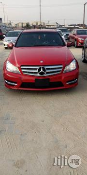 Mercedes-Benz C250 2012 Red | Cars for sale in Lagos State, Lekki Phase 1