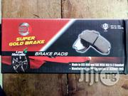 Super Gold Brake Pad For Toyota Camera Spyder   Vehicle Parts & Accessories for sale in Lagos State, Ojo