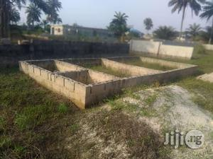 1 Plot of Land With Dwarf Fence Borfor Sale at Igwurita, Rivers State