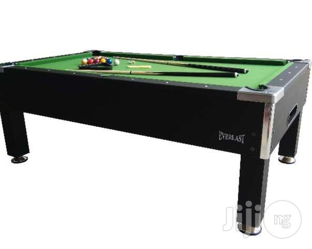 Marble Coin Snooker