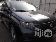 Lexus RX 350 2010 Gray | Cars for sale in Lagos State, Ilupeju